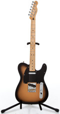 Musical Instruments:Electric Guitars, 2010 Fender Telecaster MIM Copperburst Solid Body Electric Guitar#MX10154310...