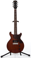 Musical Instruments:Electric Guitars, 1960 Gibson Les Paul Jr Refinished Solid Body Electric Guitar#09769...