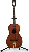 Musical Instruments:Acoustic Guitars, 1800's Martin 0-21 Natural Acoustic Guitar...