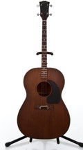 Musical Instruments:Acoustic Guitars, 1963 Gibson TG-0 Mahogany Acoustic Tenor Guitar #111243...