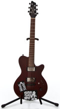Musical Instruments:Electric Guitars, 2004 Godin LG Mahogany Solid Body Electric Guitar #04144648...