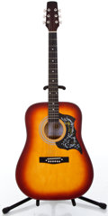 Musical Instruments:Acoustic Guitars, Recent Loduca Acoustic Sunburst Acoustic Guitar #48280...