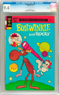 Bronze Age (1970-1979):Cartoon Character, Bullwinkle #10 Savannah pedigree (Gold Key, 1974) CGC NM 9.4Off-white to white pages....