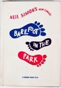 Books:First Editions, Neil Simon. Barefoot in the Park. New York: Random House,[1964]. First edition, first printing. Octavo. Publisher's...