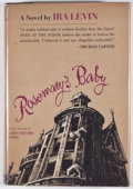 Books:First Editions, Ira Levin. Rosemary's Baby. New York: Random House, [1967].First edition, first printing. Octavo. Publisher's bindi...