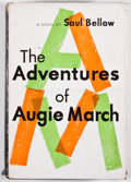 Books:First Editions, Saul Bellow. The Adventures of Augie March. New York: VikingPress, 1953. First edition, second issue with plain...