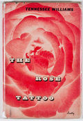 Books:First Editions, Tennessee Williams. The Rose Tattoo. [New York]: NewDirections, [1950]. First edition, second state in tan cloth. O...