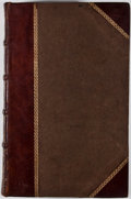 Books:Non-fiction, Joseph Addison [editor]. The Spectator; Complete in One Volume with Notes, and a General Index. London: Jones and Co...