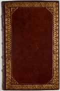 Books:Fiction, Giovanni Boccaccio. The Decameron, or Ten Days' Entertainment,of Boccaccio. London: R. Priestley and W. Clarke, 182...