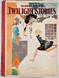 Books:Children's Books, Gladys Peto. Twilight Stories. London: John F. Shaw, [n. d.,ca. 1932]. Octavo. Publisher's binding. Color plates. S...