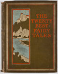 Books:Business & Economics, Hans Andersen, Grimm, and Miss Muloch. The Twenty Best FairyTales. New York: Stokes, [1907]. Octavo. Publisher's bi...