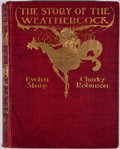 Books:Children's Books, Evelyn Sharp. The Story of the Weathercock. London: Blackieand Son, [ca. 1900]. Octavo. Publisher's binding. Illu...