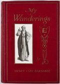 Books:Signed Editions, [Henry Clay Barnabee, subject]. George Leon Varney [editor]. SIGNED. Reminiscences of Henry Clay Barnabee. Boston: C...