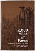 Books:Non-fiction, Cordia Sloan Duke and Joe B. Frantz. 6,000 Miles of Fence: Life on the XIT Ranch of Texas. Austin: University of Tex...