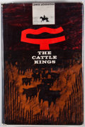 Books:First Editions, Lewis Atherton. The Cattle Kings. Bloomington: IndianaUniversity Press, [1961]. First edition. Octavo. Publisher's ...