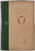 Books:First Editions, Will C. Barnes. Tales From the X-Bar Horse Camp. Chicago:Breeder's Gazette, 1920. First edition. Octavo. Publisher'...