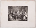 Antiques:Posters & Prints, William Hogarth, artist. Two Steel Engraved Prints From The Works of William Hogarth, Ca. 1861. London: London Print... (Total: 2 Items)