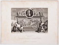 Antiques:Posters & Prints, William Hogarth, artist. Eleven Steel Engraved Prints From Hudibras. London: London Printing and Publishing Comp... (Total: 11 Items)