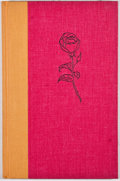 Books:First Editions, Martha Anne Turner. The Yellow Rose of Texas: The Story of aSong. El Paso: University of Texas, 1971. First edi...