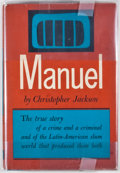 Books:First Editions, Christopher Jackson. Manuel. New York: Knopf, 1964. Firstedition. Octavo. Publisher's binding and dust jacket. Jack...