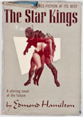 Books:First Editions, Edmond Hamilton. The Star Kings. New York: Frederick Fell,[1949]. First edition, first printing. Octavo. Publisher'...