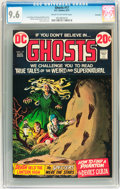 Bronze Age (1970-1979):Horror, Ghosts #17 Savannah pedigree (DC, 1973) CGC NM+ 9.6 Cream tooff-white pages....