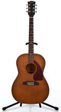 Musical Instruments:Acoustic Guitars, 1966 Gibson LG-0 Mahogany Acoustic Guitar #423052...