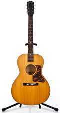 Musical Instruments:Acoustic Guitars, 1930's Kalamazoo KG 14 Natural Acoustic Guitar #2580G...