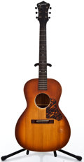 Musical Instruments:Acoustic Guitars, 1930's Kalamazoo KG-14 Sunburst Acoustic Guitar #EK-3907...