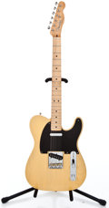 Musical Instruments:Electric Guitars, 2006 Fender Telecaster Blonde Solid Body Electric Guitar #MZ6279928...