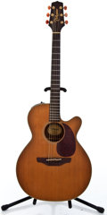 Musical Instruments:Acoustic Guitars, Recent Takamine NP-45C Natural Acoustic Guitar #92121026...