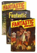 Pulps:Science Fiction, Fantastic Novels Magazine Group (New Publications, 1940-51)Condition: Average VG.... (Total: 25 Items)