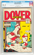 Golden Age (1938-1955):Funny Animal, Dover the Bird #1 (Famous Funnies, 1955) CGC VF+ 8.5 Off-white towhite pages....