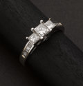 Estate Jewelry:Rings, Exceptional Diamond Ring. ...