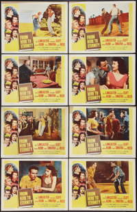 """From Here to Eternity (Columbia, 1953). Lobby Card Set of 8 (11"""" X 14""""). Academy Award Winners. ... (Total: 8..."""