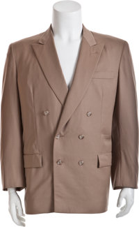 Robert Redford Costume Coat from Indecent Proposal