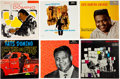 Music Memorabilia:Recordings, Fats Domino Group of 6 LPs (Imperial, 1956-64).... (Total: 6 Items)