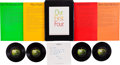 Music Memorabilia:Memorabilia, Beatles-Related - Apple Our First Four Promotional Package(Apple Records, 1968)....