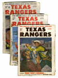 Pulps:Western, Texas Rangers Group (Standard Magazines, 1955-57) Condition: Average VG-.... (Total: 13 )