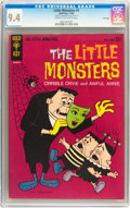 Silver Age (1956-1969):Humor, Little Monsters #1 File Copy (Gold Key, 1964) CGC NM 9.4 Cream to off-white pages. ...