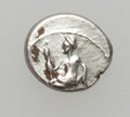 Ancients:Ancient Lots  , Ancients: Lot of four miscellaneous Greek silver coins (4). ...(Total: 4 coins)