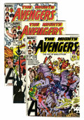 Modern Age (1980-Present):Superhero, The Avengers #131-250 Box Lot (Marvel, 1974-84).... (Total: 120Comic Books)