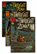Silver Age (1956-1969):Horror, The Twilight Zone/The Phantom Group (Dell/Gold Key, 1960s)Condition: Average VG-.... (Total: 16 Comic Books)
