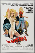 """Movie Posters:Bad Girl, The Hitchhikers and Other Lot (EVI, 1972). One Sheet (27"""" X 41"""").Bad Girl.. ... (Total: 2 Items)"""