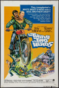 "Movie Posters:Horror, The Thing with Two Heads (American International, 1972). One Sheet (27"" X 41""). Horror.. ..."