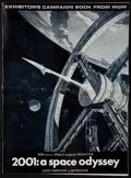 """Movie Posters:Science Fiction, 2001: A Space Odyssey (MGM, 1968). Uncut Pressbook (24 Pages, 14"""" X19""""). Science Fiction.. ..."""