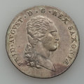 German States:Saxony, German States: Saxony. A Quintet of Taler Types,... (Total: 5 coins)