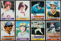 Baseball Cards:Sets, 1979 Topps Baseball High Grade Complete Set (726). ...