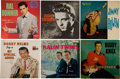 Music Memorabilia:Recordings, Rock and Roll Various Artists LP Group (1957-61).... (Total: 6Items)
