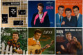 Music Memorabilia:Recordings, Dion and the Belmonts Mono LP Group of 6 (Laurie 1960-63).... (Total: 6 Items)